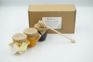 Raw Honey Gift Set
