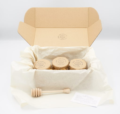 Raw Honey Gift Set