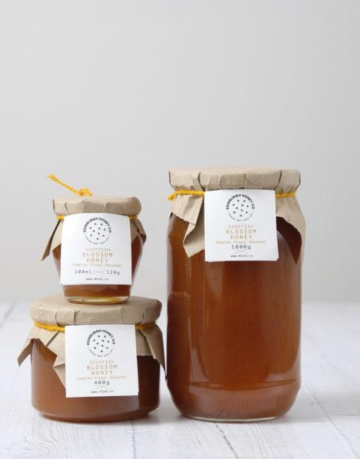 Scottish Blossom Honey