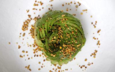 Avocado, Bee Pollen and Acacia Honey Ultimate sandwich