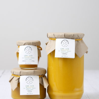 CBD infused Honey