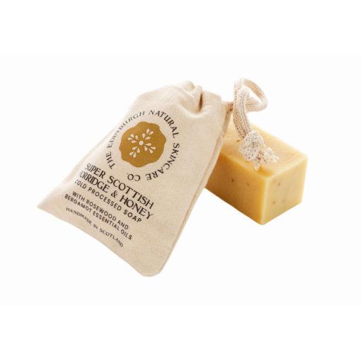 Scottish Porridge and Honey Cold Processed Soap